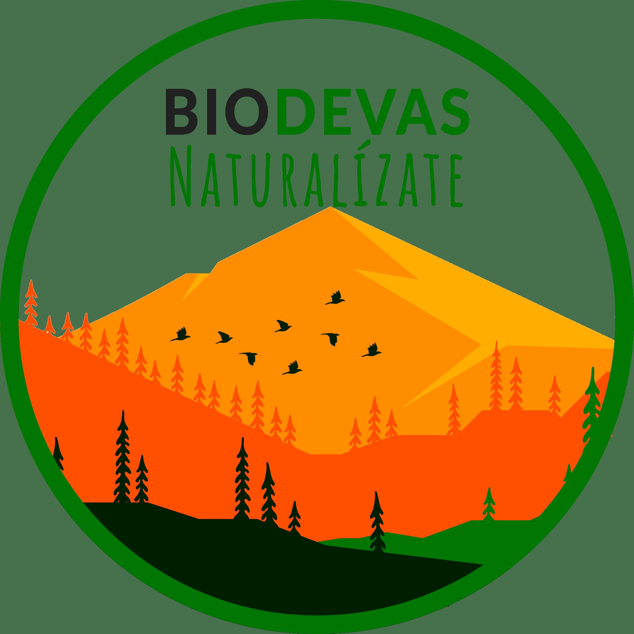 LogoBiodevas2021 circulo verde naturalizate